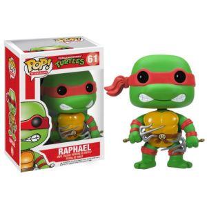 Funko Figurine Pop! : Raphael 10 cm (Tortues Ninja)