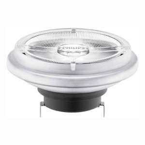 Philips LEDspot LV G53 AR111 12V 15W 927 40D (MASTER)   Blanc Très Chaud - Meilleur rendu des couleurs - Dimmable - Substitut 75W