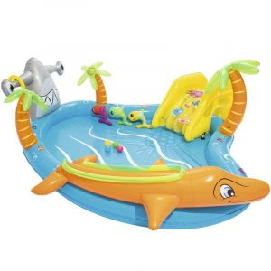 Bestway Play Centre Sea Life Pool - Oval - 280 x 257 x 87 cm