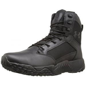 Under Armour Stellar tactical 1268951 001 homme chaussures d hiver noir 45 1 2