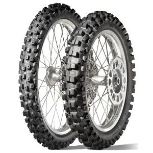 Dunlop Pneu moto : Geomax MX 52 F 80/100-R21 TT 51M