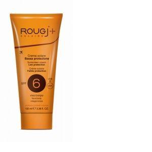 Rougj Crème solaire faible protection SPF6