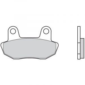 Brembo Plaquettes de frein carbone-céramique 07HO1609