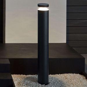 Eglo Lampadaire d'extérieur MELZO LED Noir, 1 lumière - Moderne - Extérieur - MELZO - Délai de livraison moyen: 10 à 14 jours ouvrés. Port gratuit France métropolitaine et Belgique dès 100 €.