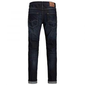 Jack & Jones Pantalons Clark Original Jos 318 - Blue Denim - 34