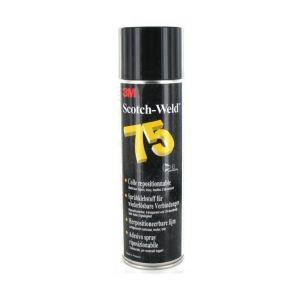 Colle en aérosol 3M Scotch-Weld 75 repositionnable x 5