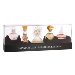 Salvador Dali Coffret de 5 miniatures Legend Collection