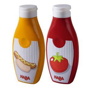 Haba Biofino Moutarde ou Ketchup