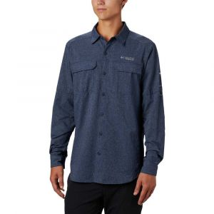 Columbia Irico Chemise manches longues Homme, collegiate navy XL T-shirts techniques