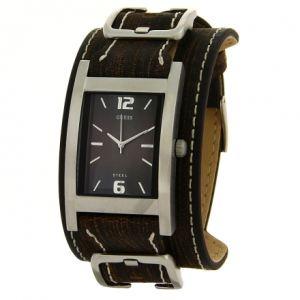 Guess I75540G1 - Coffret montre pour homme avec 2 bracelets en cuir