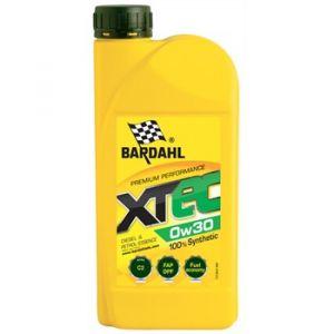Bardahl Huile moteur XTEC 0W30 Essence et Diesel 1 L