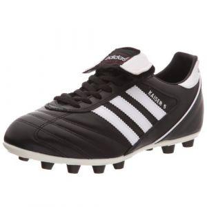 Adidas Kaiser 5 Liga, Chaussures de football homme - Noir (Black/Running White/Red), 41 1/3 EU (7.5 UK) (8 US)