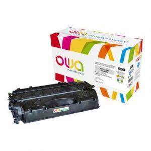 OWA Toner Noir compatible HP 05X-CE505X pour imprimante laser