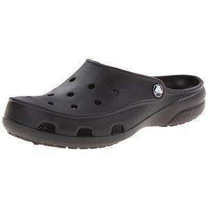 Crocs Freesail Clog Women, Sabots Femme, Noir (Black), 36-37 EU