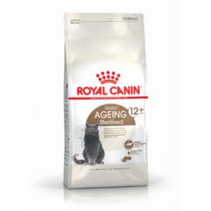 Royal Canin Sterilised 12+ - Sac 4 kg