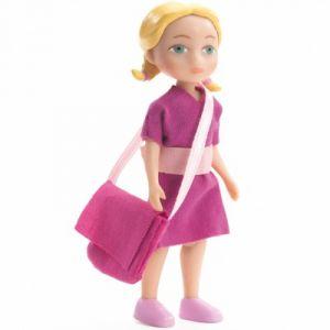 Djeco Alice - Figurine pour maison de poupées