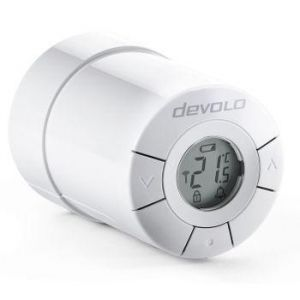 Image de Devolo Home Control Thermostat de radiateur