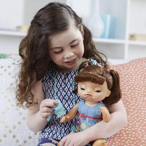 Hasbro Baby Alive est malade (brunette)