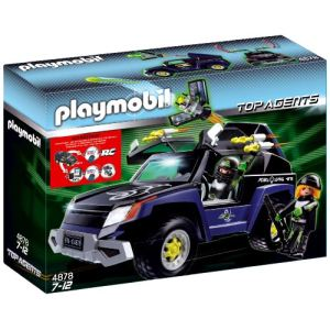 Playmobil 4878 - 4x4 du Robo-Gang