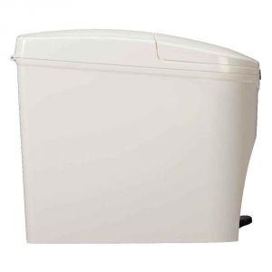 Rossignol (collecte déchets & hygiène) Poubelle à pédale Femina pour hygiène féminine en plastique 20 L