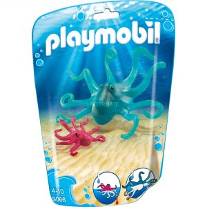 Playmobil 9066 Family Fun : Pieuvre et son petit