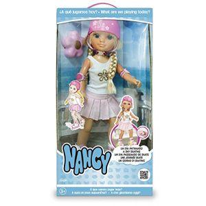 Famosa Nancy Une journée patinage