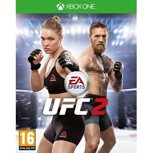 EA Sports UFC 2 sur XBOX One