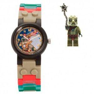 Lego 740549 - Montre pour enfant Les Légendes de chima Crawley