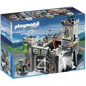 Playmobil 6002 Knights - Château et chevaliers