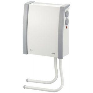 Ewt Clima Futur 201TLS - Sèche-serviettes électrique 2 barres 2200 Watts