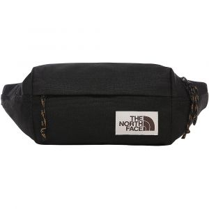 The North Face Lumbar Pack 4 - Sac banane taille 4 l, noir