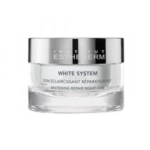 Institut esthederm Esthe.White System Soin Éclaircissant Réparateur Nuit - 50 ml