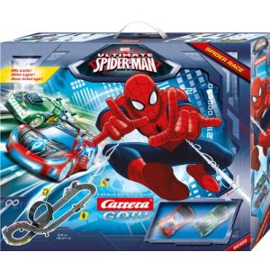 Carrera Toys Go!!! 62320 - Circuit de voitures Spider Race Spiderman