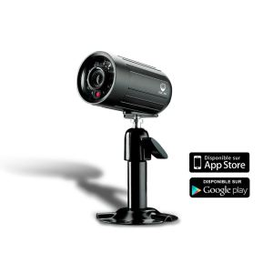 Scs sentinel IPHONE - Caméra IP pour iPhone et Android