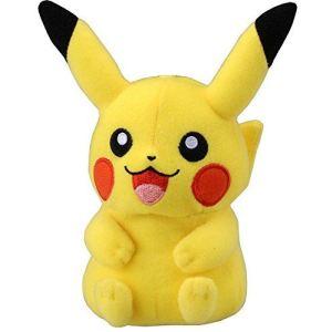 Tomy Peluche Pokémon XY : Pikachu 22 cm