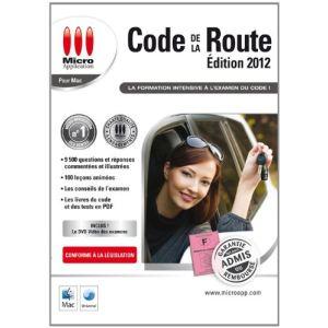 Code de la route - Edition 2012 [Mac OS]