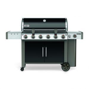 Weber Barbecue gaz Genesis II LX E-640 GBS Noir