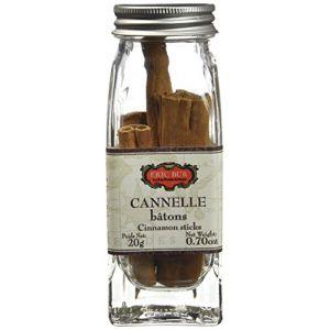 Eric Bur Cannelle Bâtons 20 g - Lot de 3