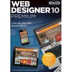 Web Designer 10 Premium [Windows]
