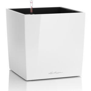 Lechuza Cube Premium 30 blanc - kit complet