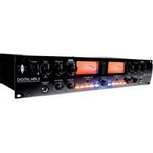 Art Dmpaii Amplificateur Micro ampli guitare à lampes à deux canaux avec sorties numériques