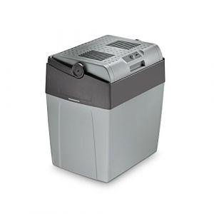 Waeco DOMETIC SC30 Glacière électrique portable, 29L, 12/230V, 18°C en dessous de la température ambiante, chauffage jusqu'à +65°C, p396xh445xl296mm, Port USB, Norme FR, [Classe énergétique A+++]