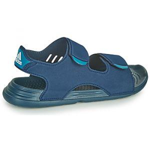 Adidas Sandales enfant SWIM SANDAL C - Couleur 28,29,31,32,33,34 - Taille Bleu