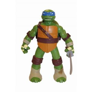 Giochi Preziosi Figurine Leonardo Pop Up Head Tortues Ninja 25 cm