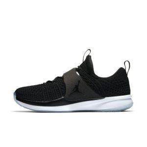Nike Chaussure de training Air Jordan Trainer 2 Flyknit pour Homme - Noir - Taille 41