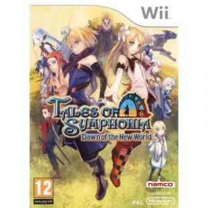 Image de Tales Of Symphonia:Dawn Of The New World Wii [ Import Espagne ] [Wii]