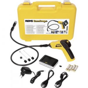Rems Caméra endoscopique à liaison sans fil CamScope Set - CamScope Set