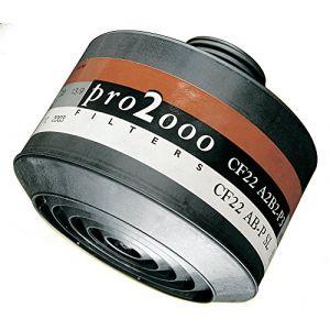 Beeswift 5542674 Scott Gamme Pro 2000 CF22 Filtre A2B2P3