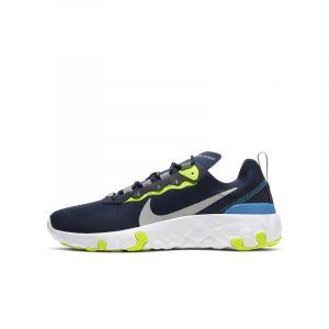 Nike Chaussure Renew Element 55 pour Enfant plus âgé - Bleu - Taille 36 - Unisex