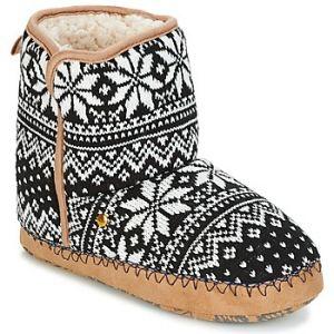 Cool shoe Chaussons DAKOTA - Couleur 35 / 36,37 / 38,39 / 40 - Taille Noir